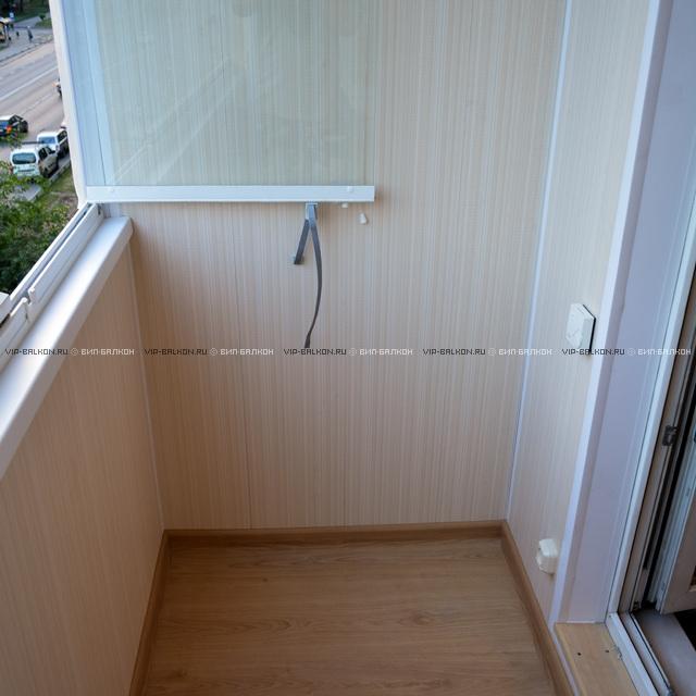 отделка балконов панелями пвх фото