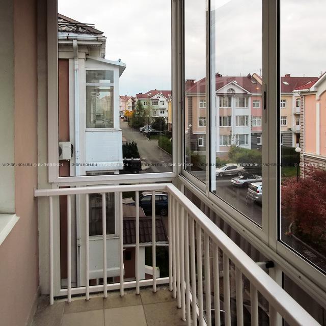 Остекление балкона дизайн