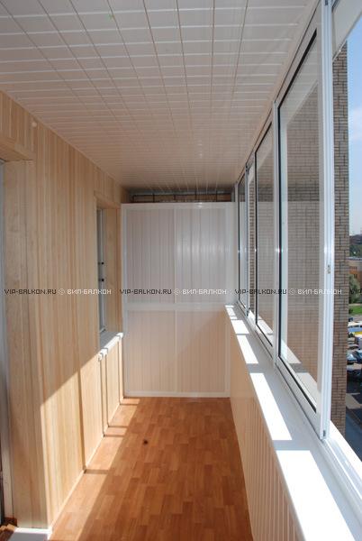 Балкон отделка под ключ выполним объявление в воронеже.