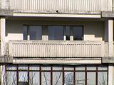 Цена на алюминиевое остекление балкона серии и-700а.