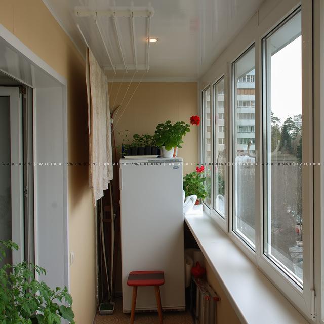 Что включает в себя остекление и отделка балконов и лоджий.