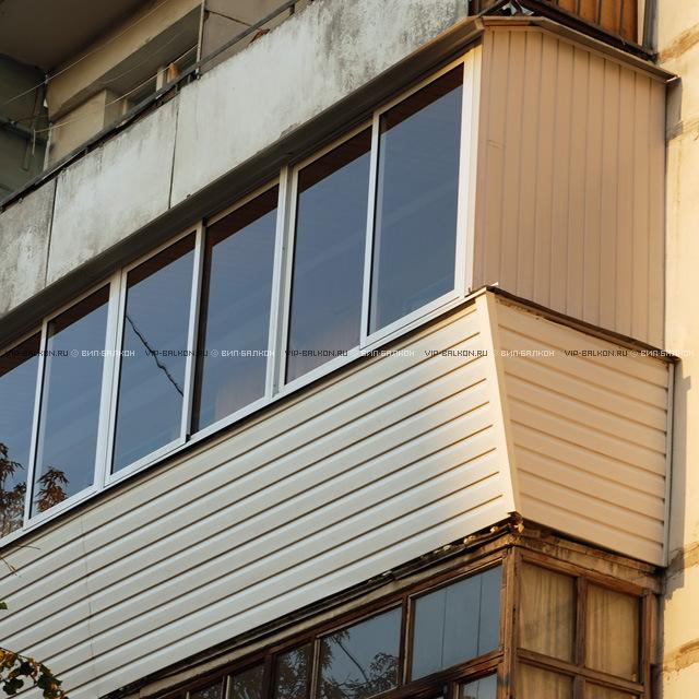 Тонкости в отделке балконов и лоджий.
