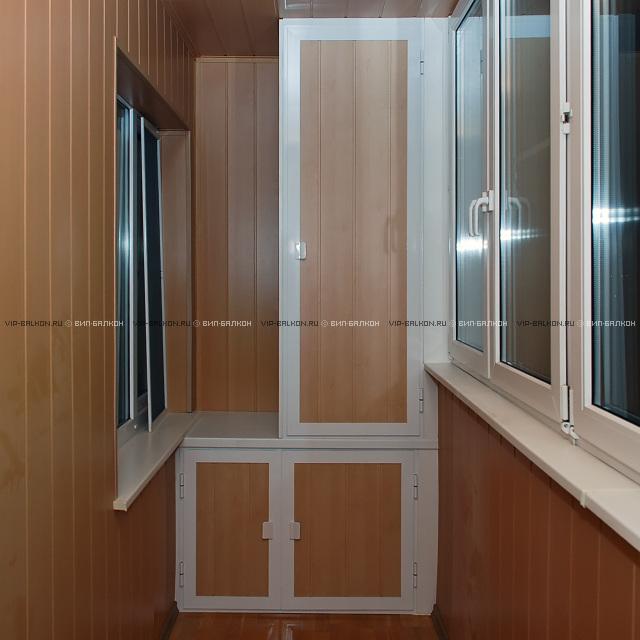 Распашной шкаф на заказ в рассрочку без переплат n58 - шкафы.