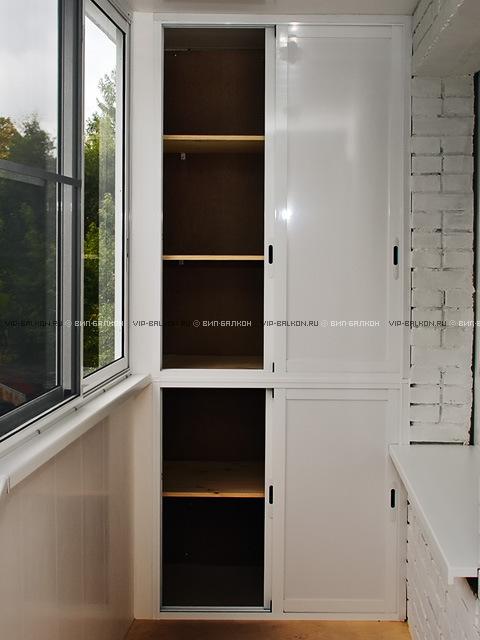 Индивидуальное изготовление стеллажей на балкон в серпухове.