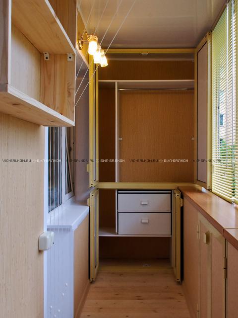 Остекление маленьких балконов со встроенным шкафом фото..