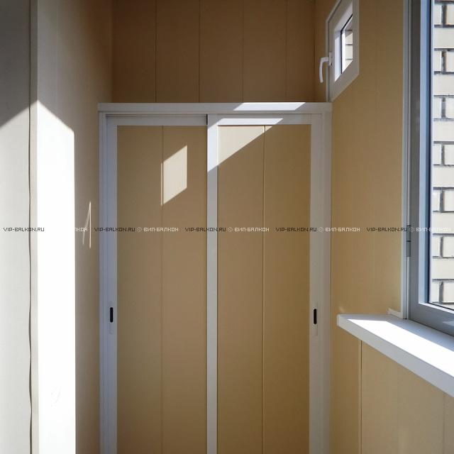 Окна прайм виды встроенных шкафов на балконе.