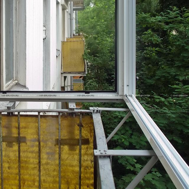Технология сборки и установки пластиковых окон в балконе и лоджии.