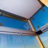 Безрамное остекление балкона: фото проектов.