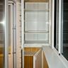 Распашной шкаф на балкон и лоджию.